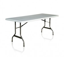 Table plateau fixe