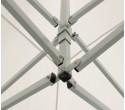 Structure de tente pliante